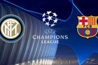 Inter Milan – FC Barcelone: à quelle heure et sur quelle chaine?