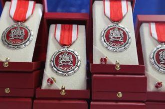 Rabat: des fonctionnaires décorés de wissams royaux