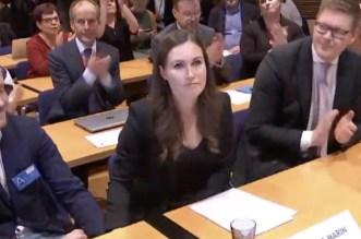 Finlande: Sanna Marin, 34 ans, devient la plus jeune Première ministre (vidéo)
