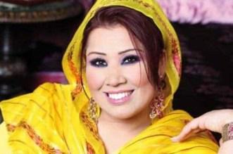 Saida Charaf: maman pour la 3ème fois
