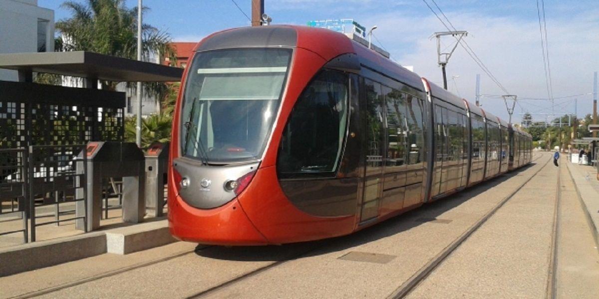 Casablanca: un terrible accident perturbe la circulation du tramway