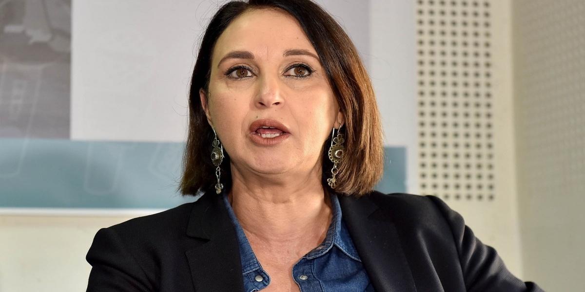 Nabila Mounib interdite d'accéder au Parlement