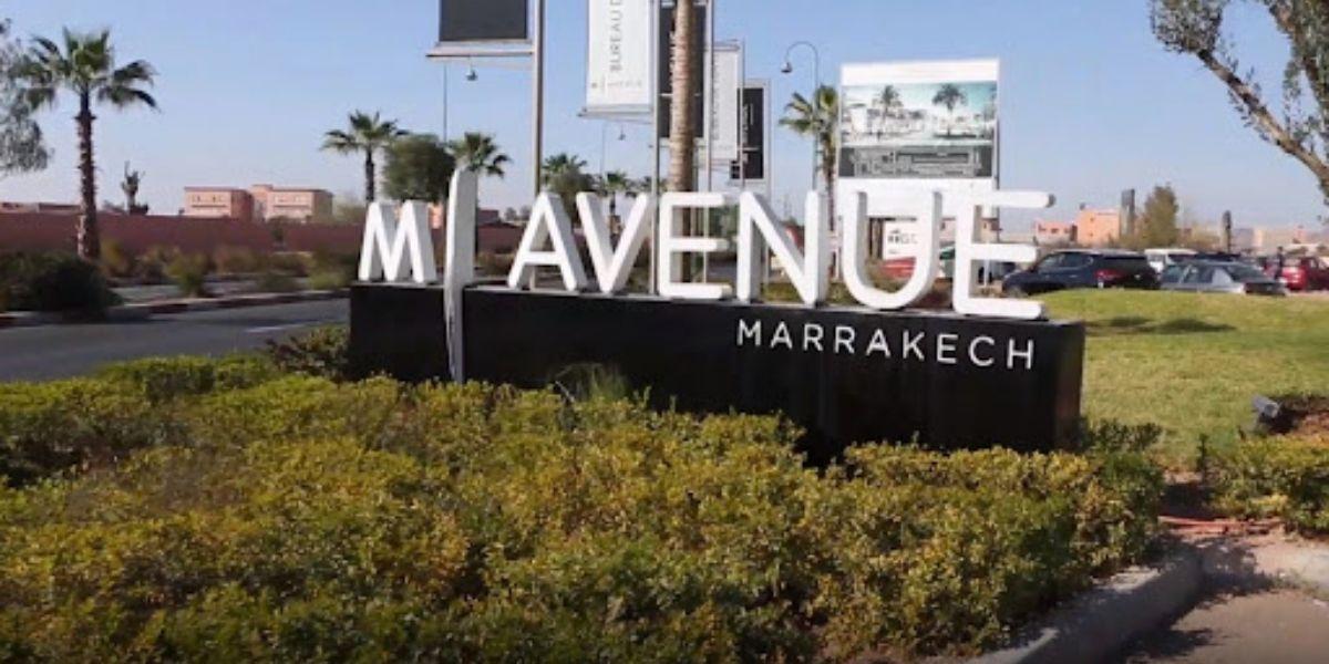 M Avenue, nouvelle adresse incontournable de Marrakech