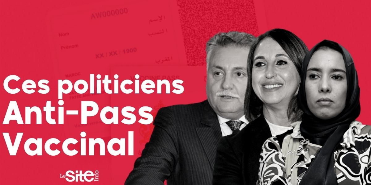 Maroc: des personnalités signent une pétition contre le pass vaccinal
