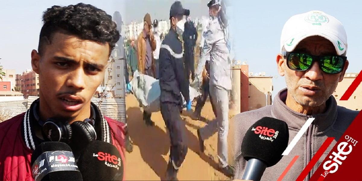 Casablanca: le corps sans vie d'une SDF retrouvé au quartier Anassi (VIDEO)