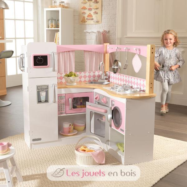Kidkraft Cuisine En Bois Grand Gourmet Jolie Cuisine En