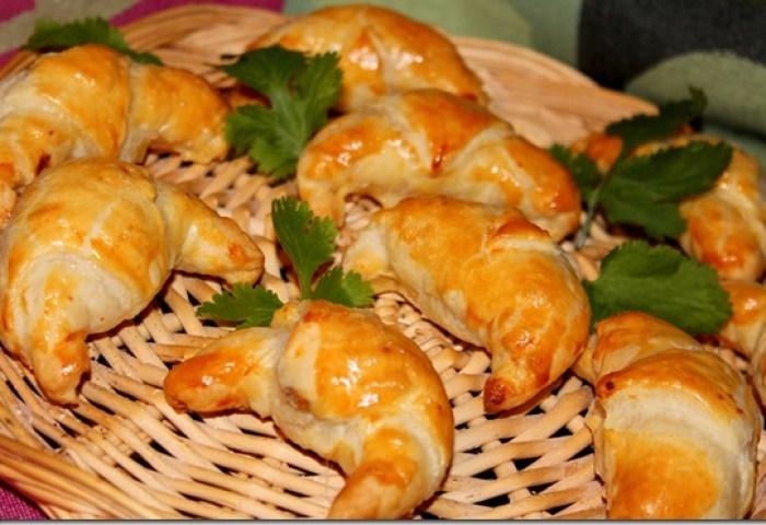 Mini Croissants Salés Les Joyaux De Sherazade