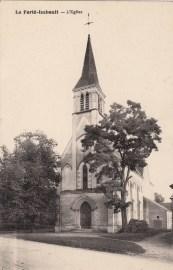 L'église Saint-Taurin