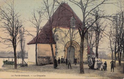 Chapelle Saint-Taurin