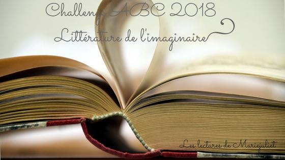 Challenge ABC Littérature de l'imaginaire 2018 : le bilan général