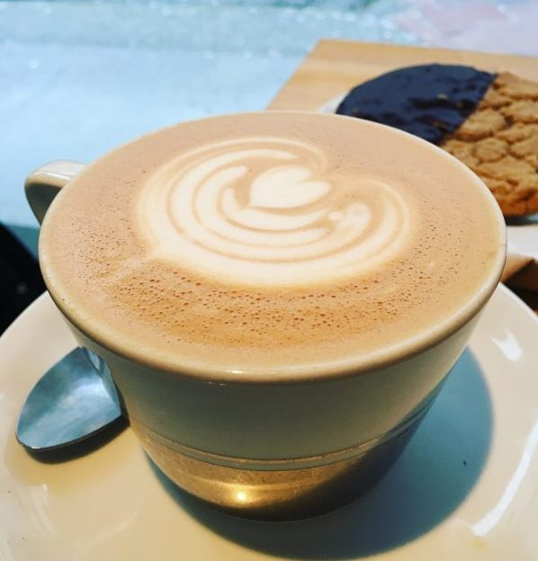 How Buro Coffee's Spanish Latte Helped Me Find My Self Identity