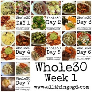 Whole30_Week_1