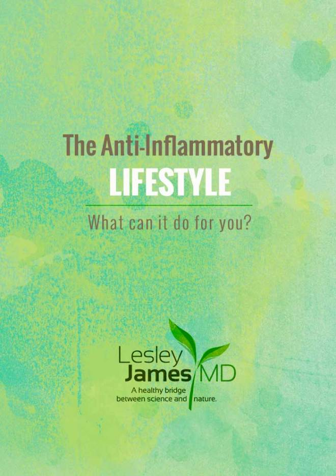 The Anti-Inflammatory Lifestyle. Chronic inflammation is linked to cardiovascular disease, Alzheimer's, Parkinson's, autoimmune disorders, diabetes, and possibly cancer.