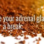 Tired Adrenal Glands