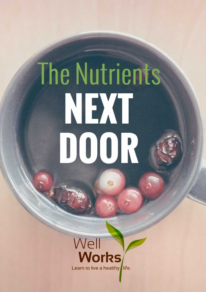 The Nutrients Next Door