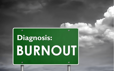 How To Recognise Burn Out (And What To Do About It)