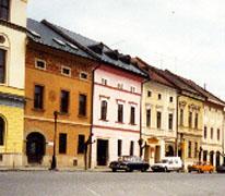 Levoca Archives exterior