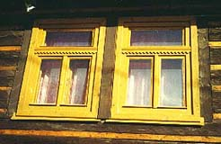 Kyjov windows