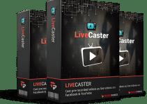 Livecaster - Facebook & Youtube Live Casting Software