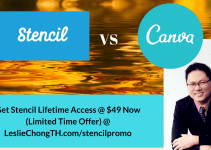 Stencil Vs Canva Review and Demo