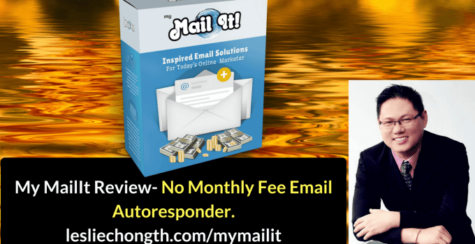 My Mailit Review & Bonuses