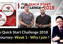 Leslie Chong TH The Quick Start Challenge 2018