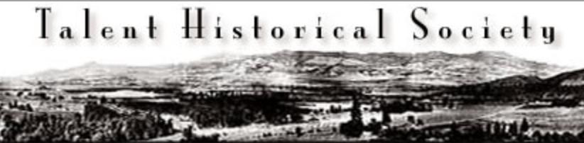 Talent Historical Society, Talent, Oregon
