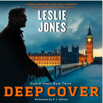 Deep Cover Audio CD Cover