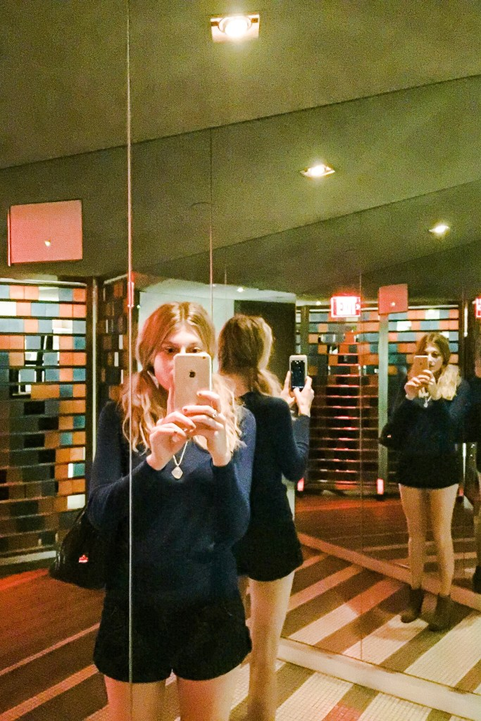 Playing with Mirrors
