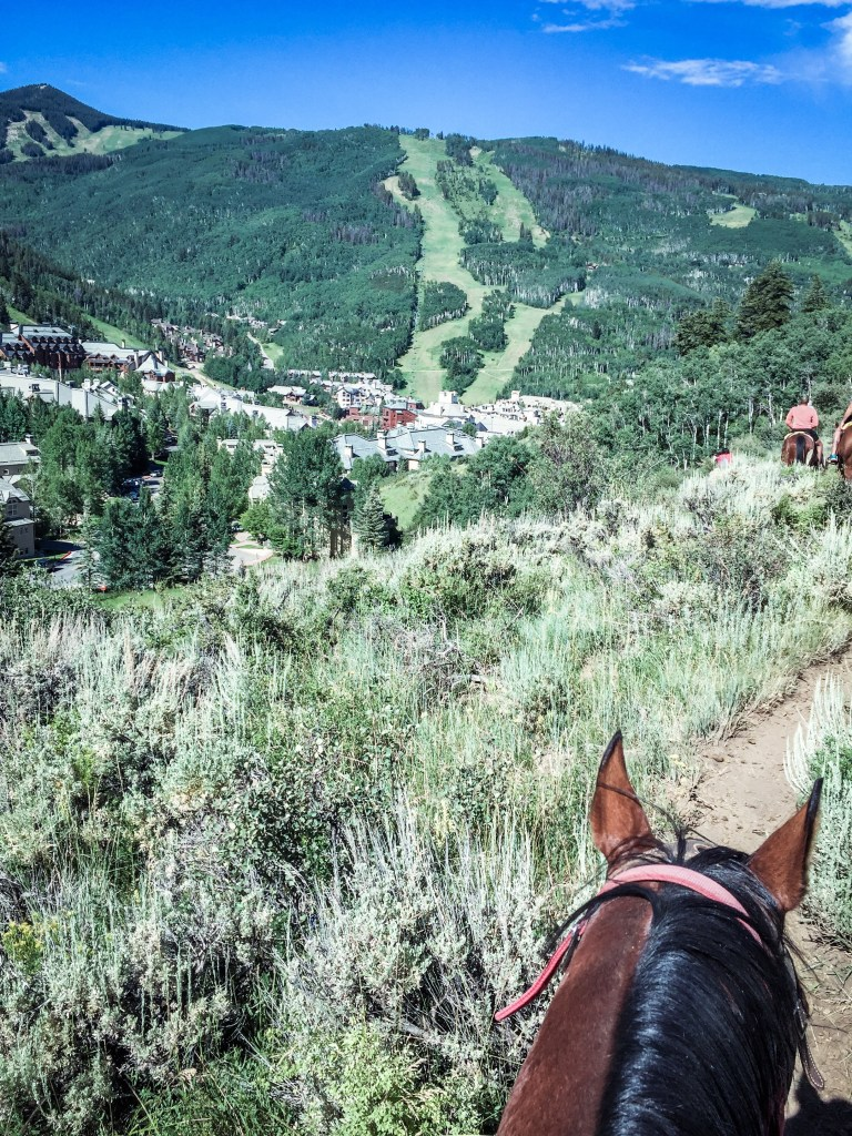Horseback Riding - Beaver Creek Lodge