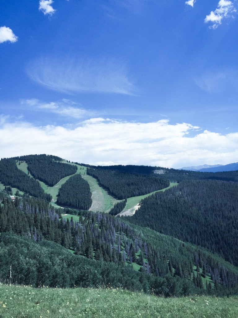 HIking - Beaver Creek Colorado