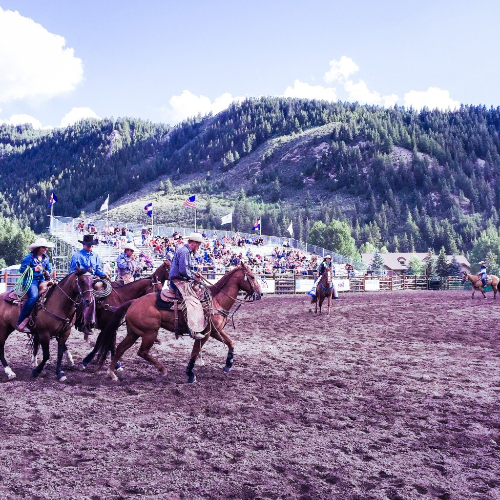 Colorado Rodeo - Beaver Creek Lodge
