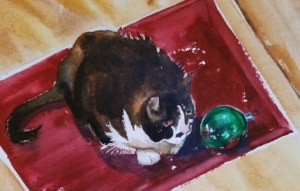 christmas-cat-leslie-landrigan