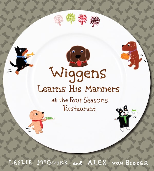 Wiggens Learns His Manners