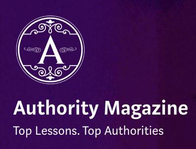 Authority Magazine Top Lessons. Top Authorities