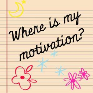 5 simple tips for getting motivated