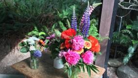 Flowers, Gabriola Island Show 2016