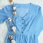 #Textile : le coton pour vos projets couture