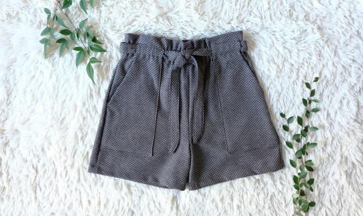 short en laine