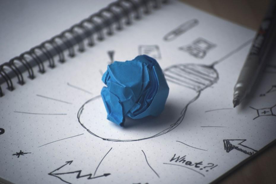 Comment trouver l'idée génaile en moins de temps qu'il n'en faut pour le dire.