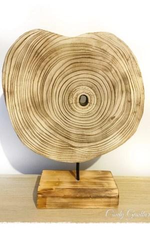 Eye wood