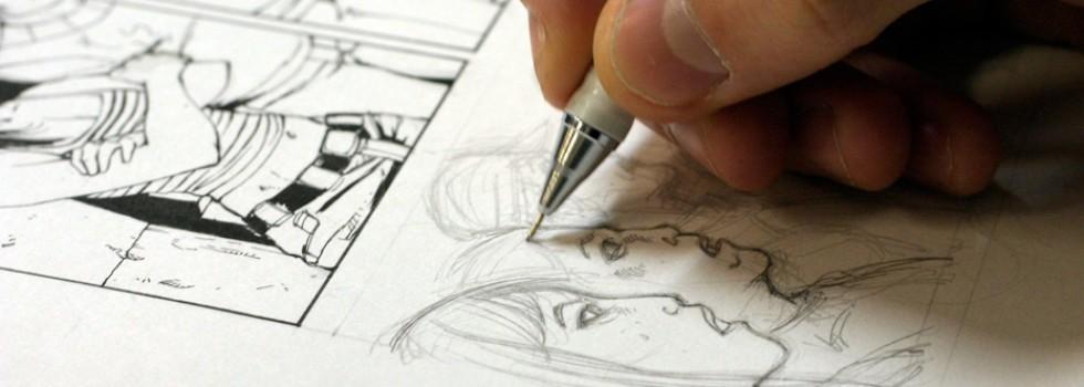sketchup pour la bd - dessinateur