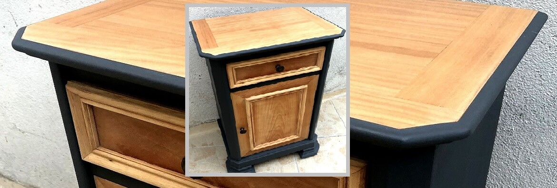petit meuble d appoint en bois