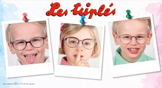 lunettes françaises pour enfants