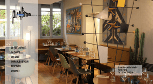 Playtime, restaurant à Paris