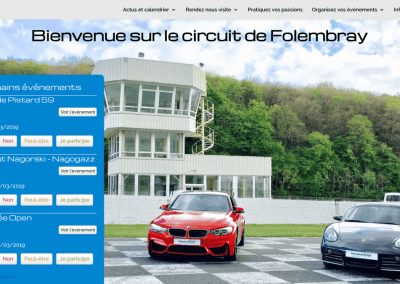 Le circuit de Folembray