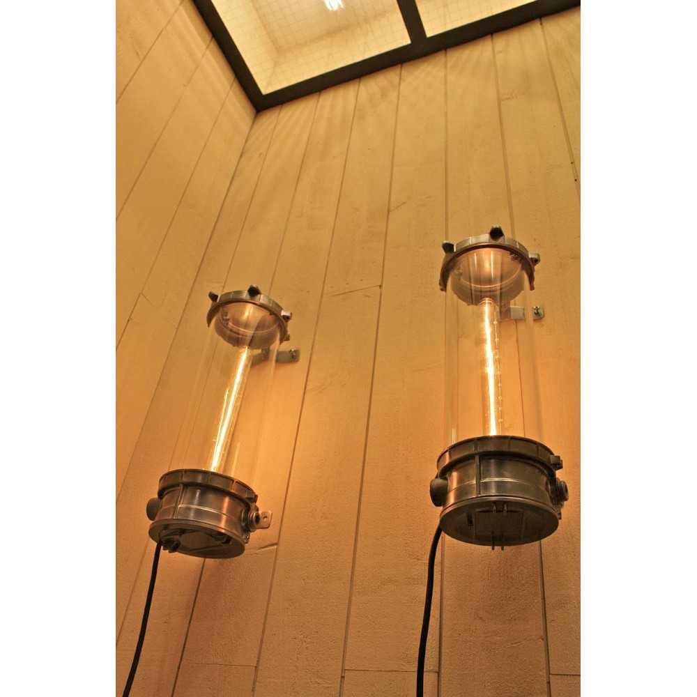 Luminaire Industriel Les Nouveaux Brocanteurs