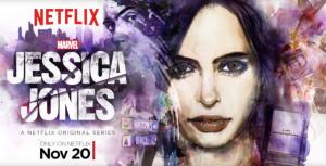 Jessica Jones, Netflix