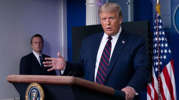 USA: Pékin souhaite que Trump ne soit pas réélu, tandis que la Russie continue à dénigrer Biden