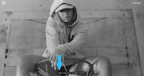CAPTURE IVYPARK.COM par Mashable France